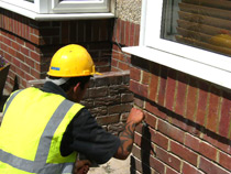 Winsor Construction - Small Works - Repointing