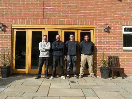 Winsor Construction - The Team